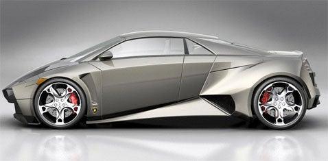 Lamborghini's Dino Fighter: The Embolado