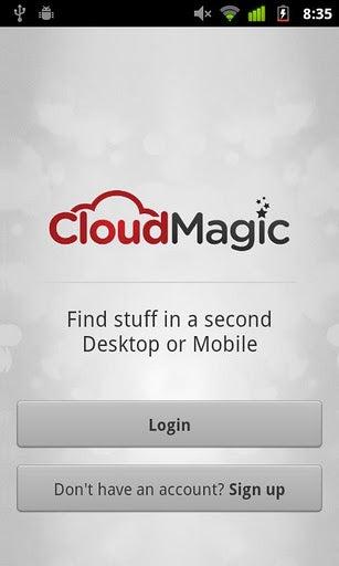 Cloud Magic Screenshots