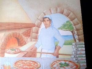 George Clooney Moonlighting as a Pizza Chef in Germany, Apparently