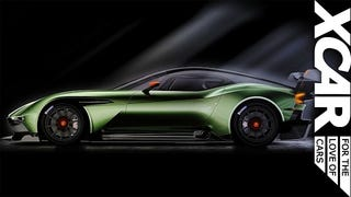 The Aston Martin Vulcan Is The Pinnacle Of Naturally Aspirated Insanity