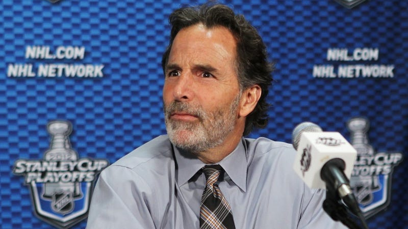 One Reporter's Reflections On Covering John Tortorella, Bully