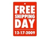 December 17th Is Free Shipping Day