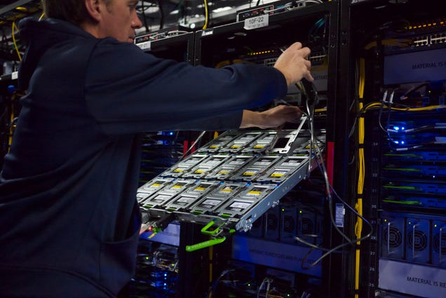 How Facebook Is Hacking Together a Better Data Center