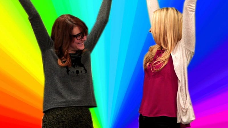 Two Funny Ladies Get a Show on MTV