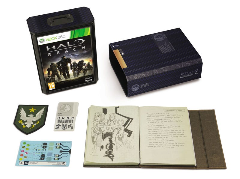 A Good Look At Halo: Reach's Collector's Edition