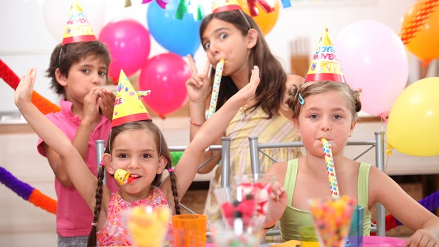 European Union Bans Children From Blowing Up Balloons