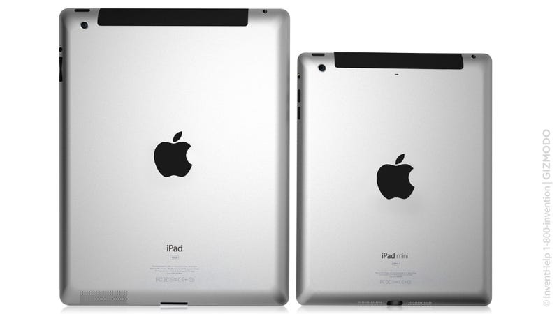 This Is How the iPad Mini Might Look Next to the iPad