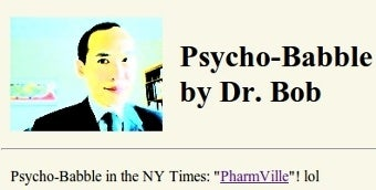 Psycho-Babble Offers Support and Advice on Psychiatric Meds