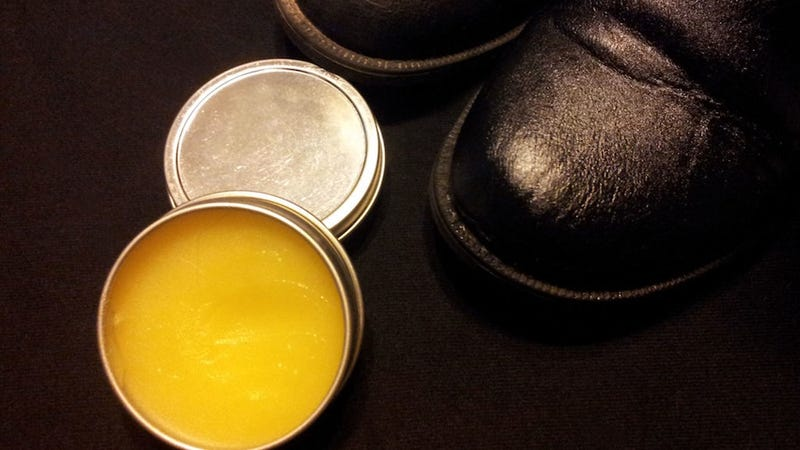 Make Your Own High-Grade Leather and Shoe Polish