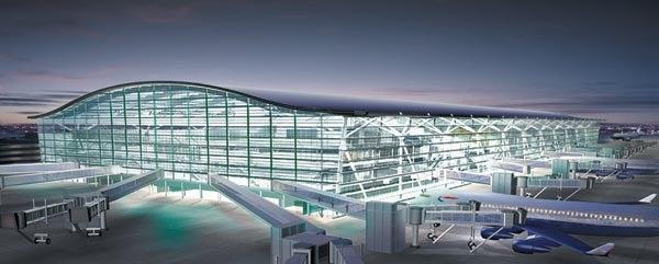 Why Heathrow Airport Terminal 5 S High Tech Failings
