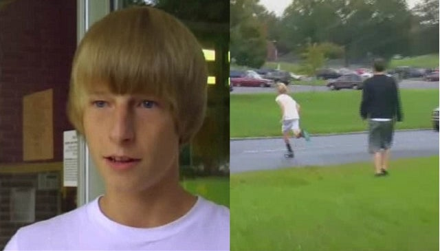 Teen Gets Bullied on Camera During Local News Story About Bullying