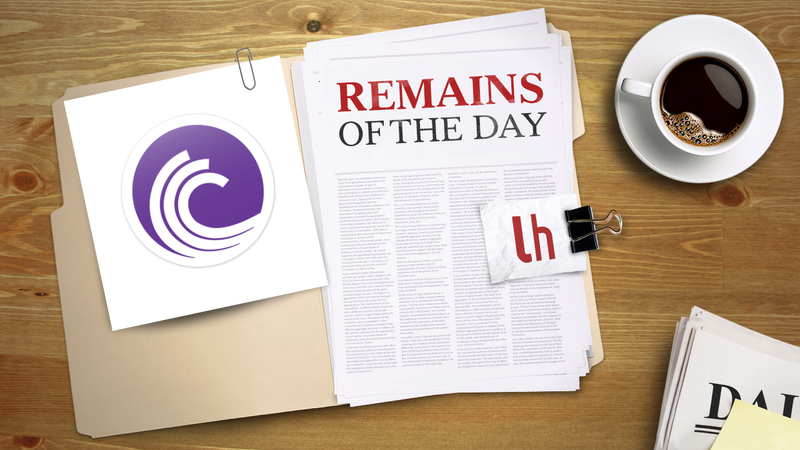 Remains of the Day: BitTorrent Launches a File Syncing App