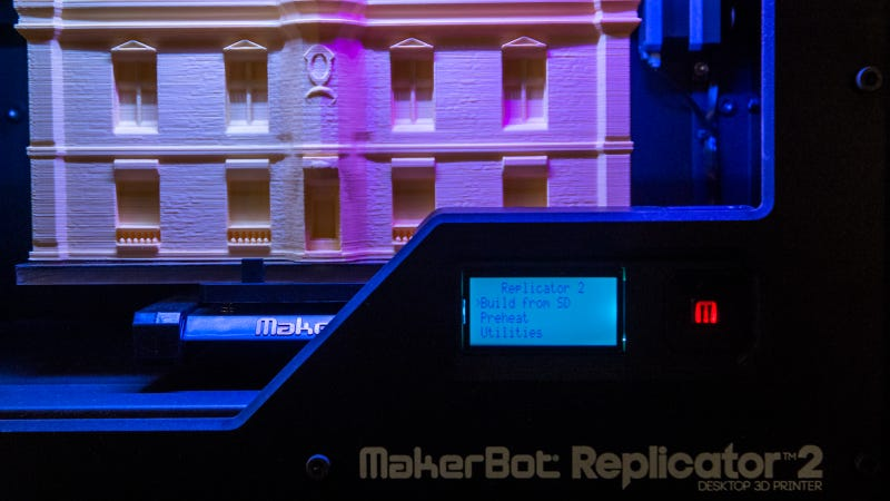 Makerbot Gallery