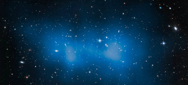 This Is the Largest Known Galaxy in the Distant Universe
