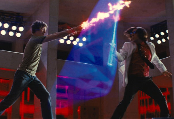 It was awesome: First impressions of the Scott Pilgrim vs. The World