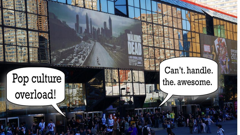 An Open Letter to New York Comic-Con: Protect Our Secret Identities!
