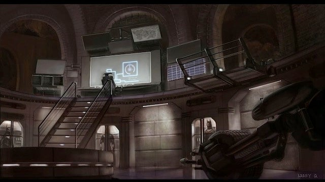 Just in Time for Christmas, the Batcave Will Be Arkham City's Newest Challenge Map
