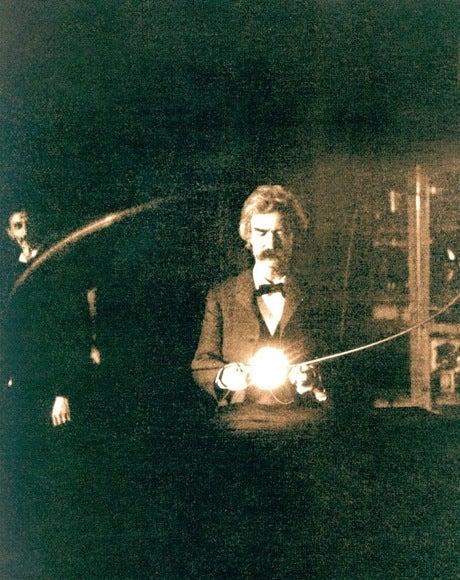 And Tesla the Twain Shall Meet