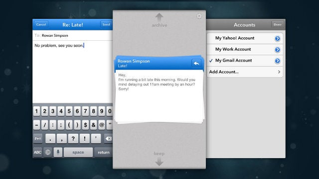 Triage for iPhone Organizes Your Email On the Go