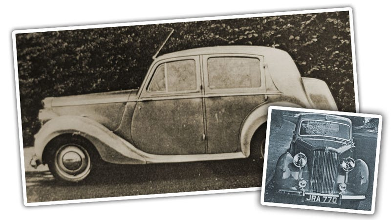 This Is The Small Car Rolls-Royce Never Made