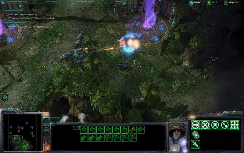 StarCraft II: Wings of Liberty: Once More Into The Campaign