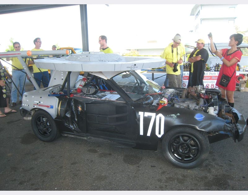 BS Inspections at the Goin' For Broken 24 Hours of LeMons