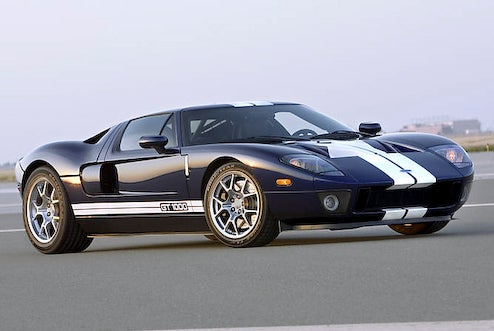 1,000 HP Ford GT: In Case The ZR1 Seems A Little Underpowered