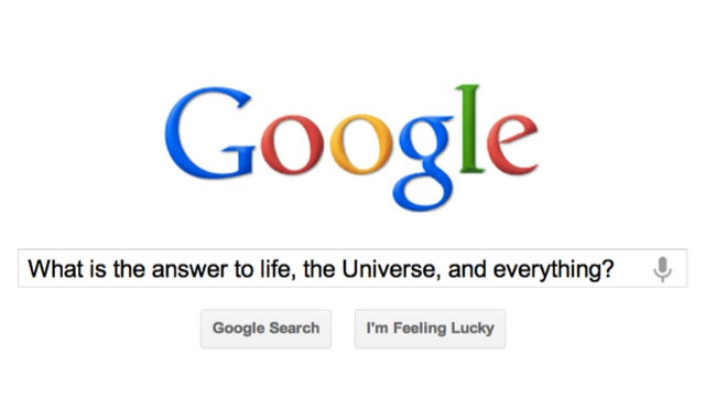 The 10 Geekiest Google Easter Eggs