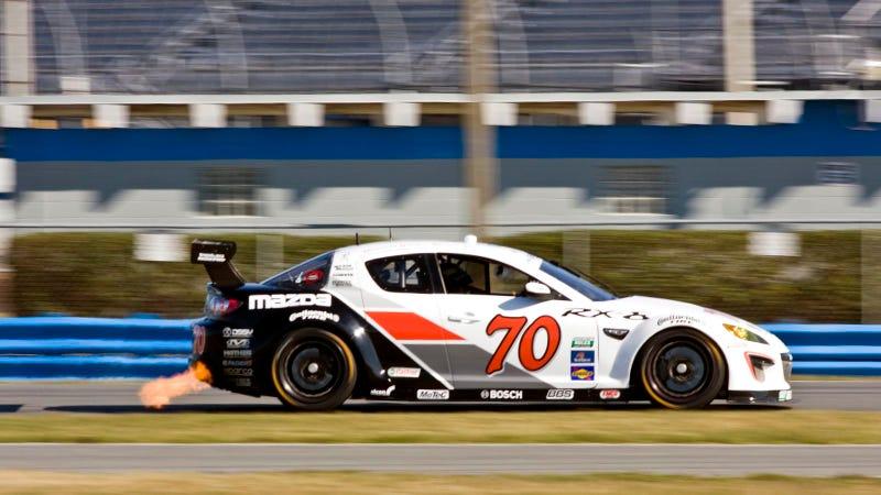 Daytona 'Roar Before The 24' Testing: Day One