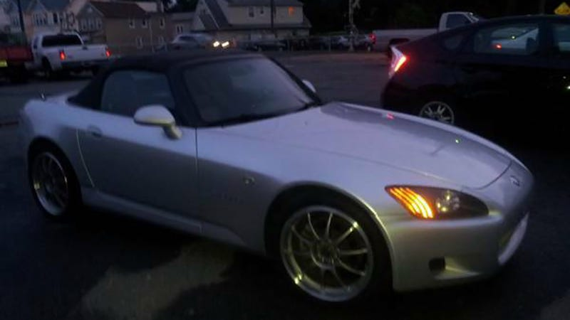 Guy Selling His S2000 Because The Man He Snitched On Is Out Of Jail