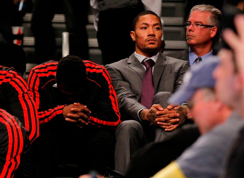 Derrick Rose Is Not Willis Reed (Neither Was Willis Reed)