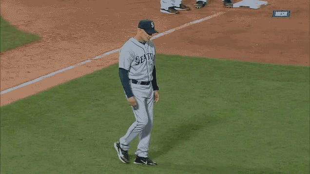 Mariners Accidentally Bring In Wrong Pitcher, Blow Huge Lead