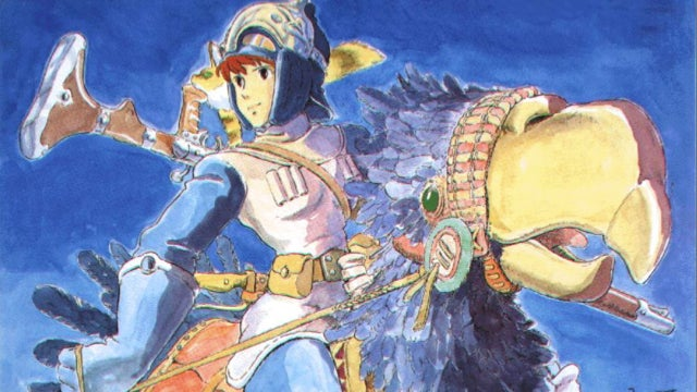 Hey, You've Got Nausicaä in My Final Fantasy IX
