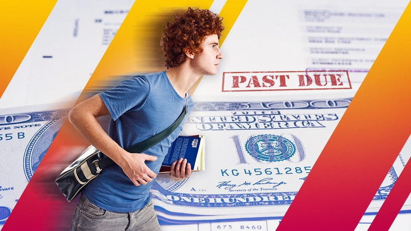 How One Late Student Loan Payment Affects You
