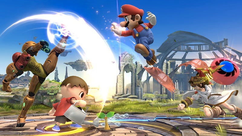 An In-Depth Chat With The Genius Behind Super Smash Bros.