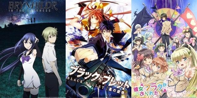 Koda's Top 10 Spring 2014 Anime Openings