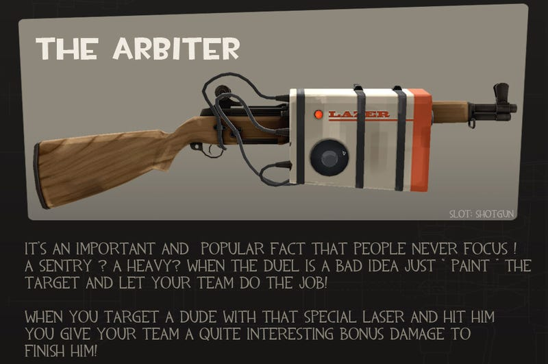 If Only All These Team Fortress 2 Weapons Were Real