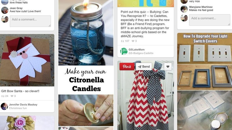 Pinterest's Adorable DIY Offices Sound Like My Personal Hell