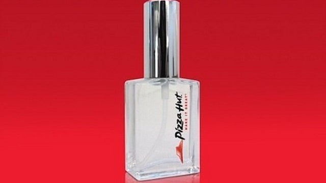 Pizza Hut Dips Toe Into Perfume Market with 'Eau de Pizza Hut'