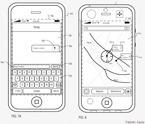 Apple Lets You Get Stalky With Google Latitude-esque Patent