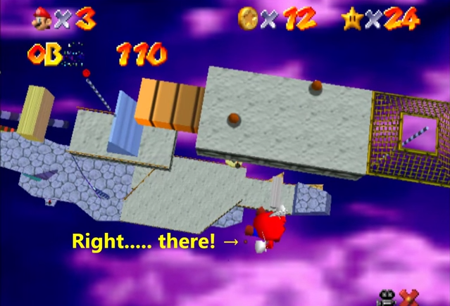 The Super Mario 64 Goomba Nobody Has Ever Killed