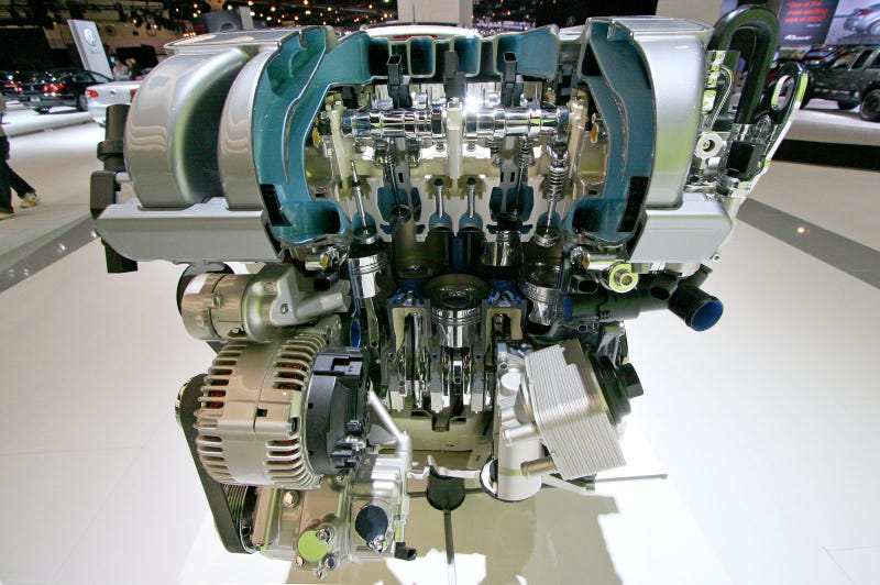 Guess That Engine: LA Auto Show Edition