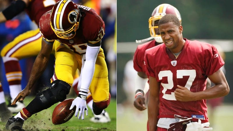 Fred Smoot Is The One Spreading All Those Rumors About Robert Griffin III's Shredded Knee