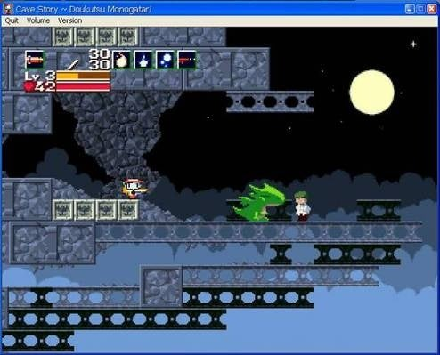 Cave Story Confirmed for Wii