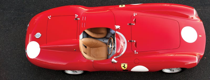 More Than $60 Million in Classic Cars Sold in Paris This Week