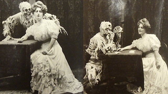 The anti-drinking PSAs of the vaudeville era were gorgeously morbid