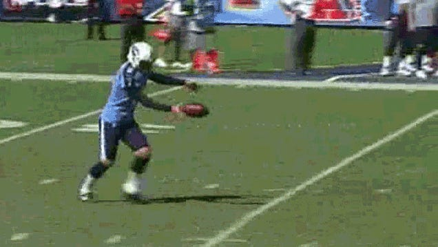 Chargers 38, Titans 10: The Game In A Solitary GIF