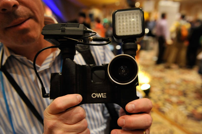 The Mutant Camcorder Rigs That Stormed CES
