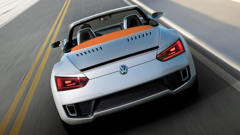 Why Can't You Buy The Best Car Volkswagen's Designed In A Decade?
