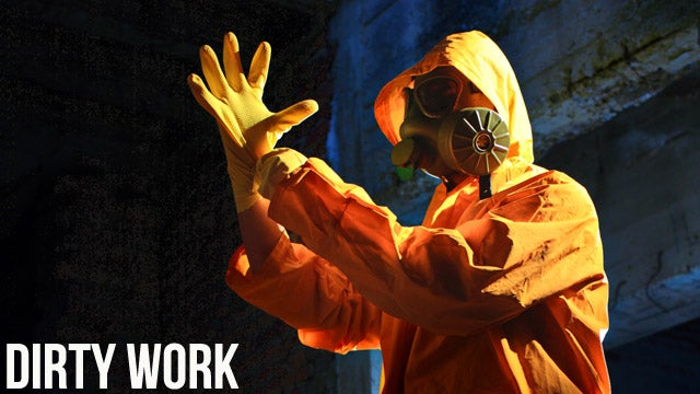 Make Your Own Hazmat Suit